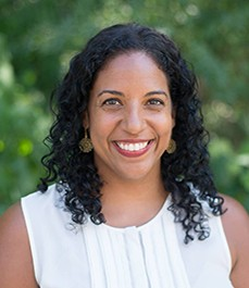 Head shot of Adina Berrios Brooks, Director for Faculty Diversity and Inclusion at Columbia University