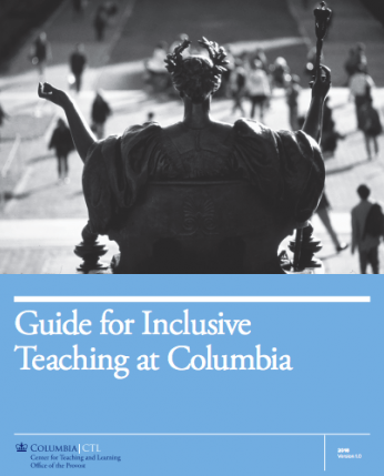 Guide to Inclusive Teaching